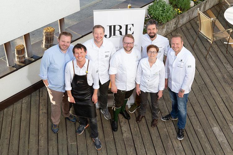 Richard Rauch, Josef Steffner, Andreas Döllerer, Andreas Krainer, Astrid Krainer, Thomas Gruber, Hubert Wallner, Foto: Matthias Thonhofer