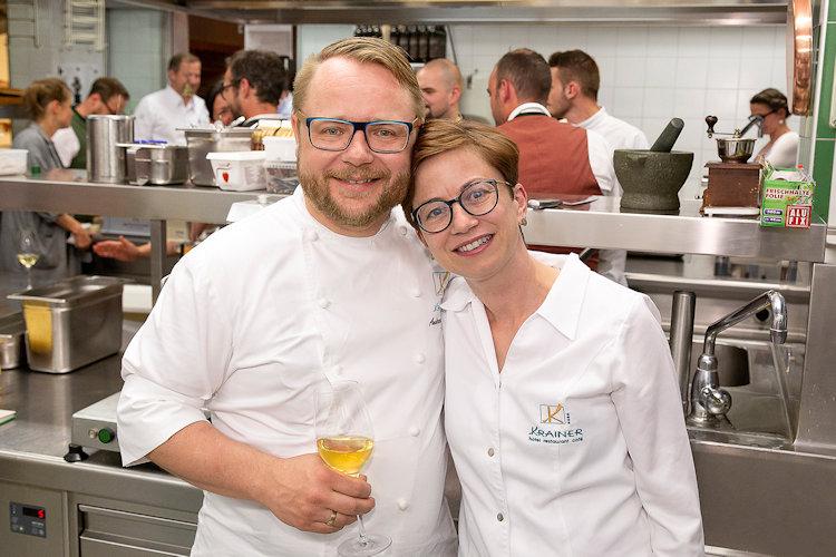 Astrid und Andreas Krainer