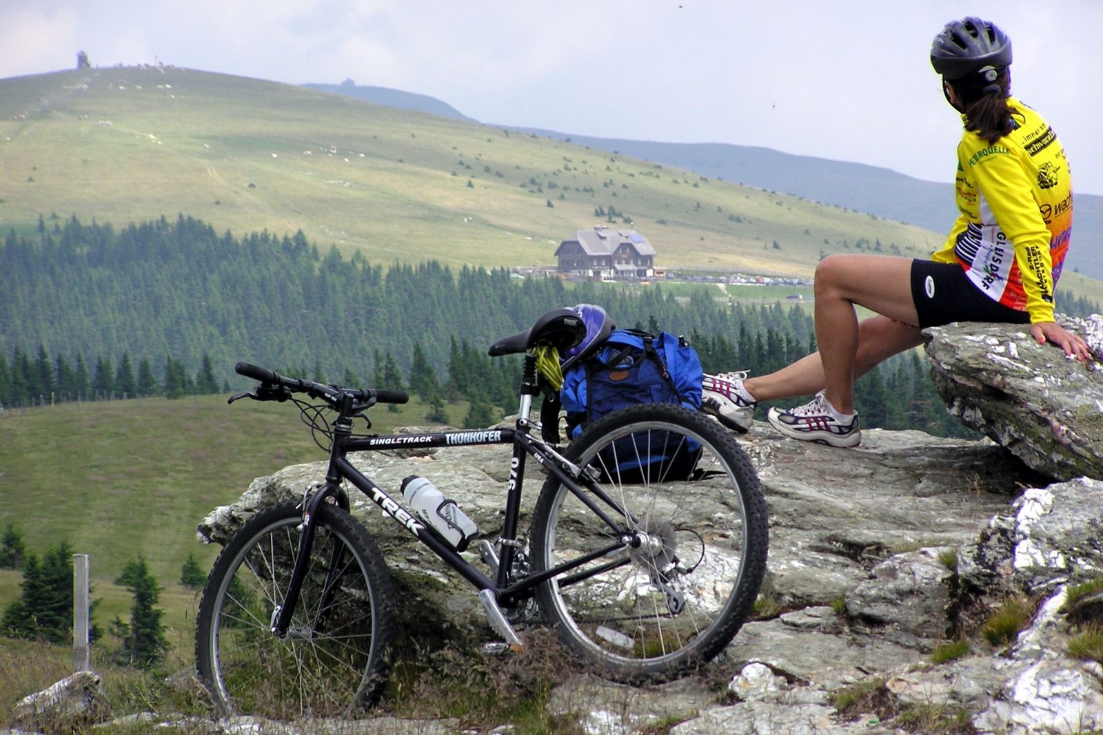 Langenwang Mountainbiken, Pretul