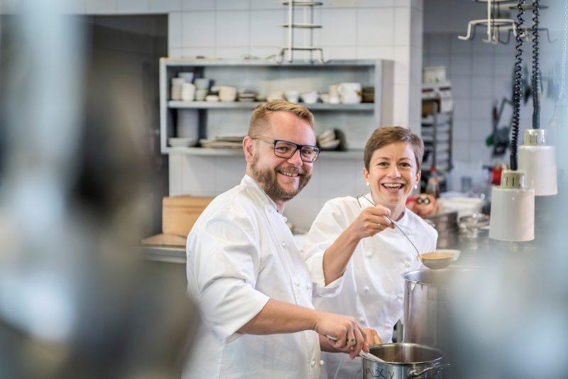 Astrid und Andreas Krainer - Restaurant Krainer
