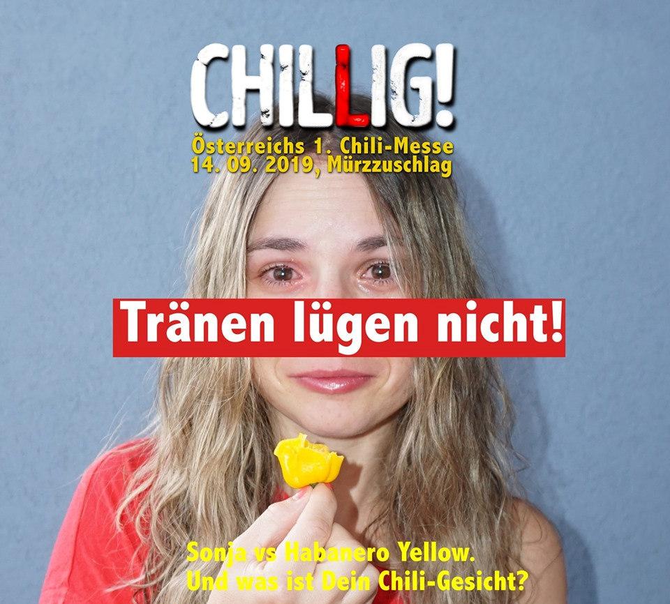 Österreichs erste Chili Messe Chillig! Mürzzuschlag