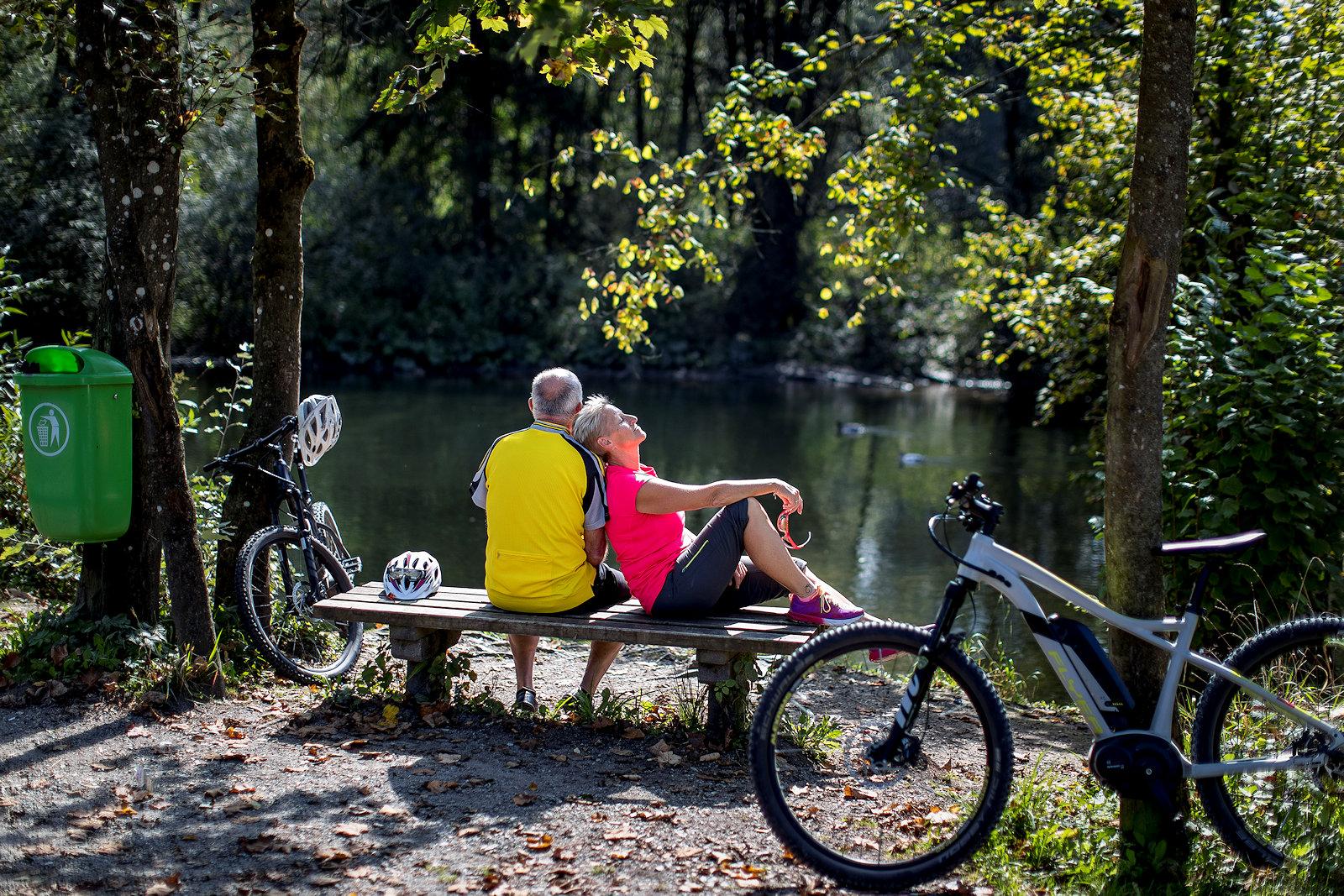 E Mountain Bike Krainer